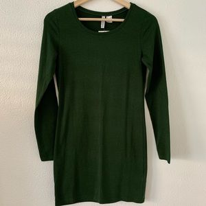 H&M Long-Sleeve Dress